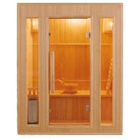 Traditional Steam Sauna