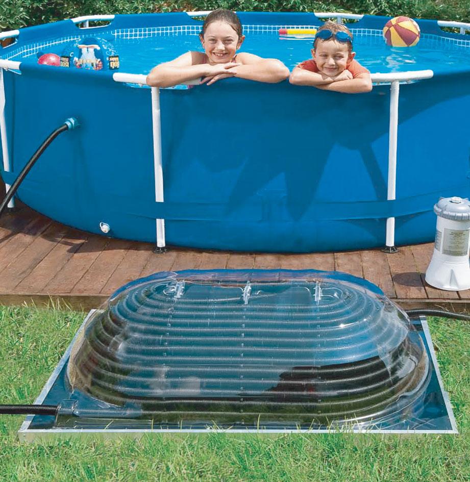 D me solaire maxipoolsun la solution cologique poolstar for Chauffe piscine solaire club piscine