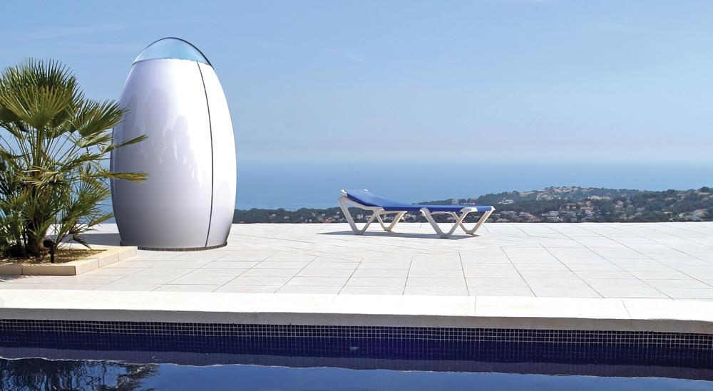 toilettes de jardin uovo. Black Bedroom Furniture Sets. Home Design Ideas