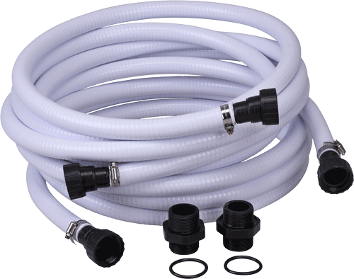 Kit poolex universal connect erobot piscine for Tuyau pompe piscine