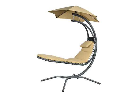Chaise Longue Nest Move Sable