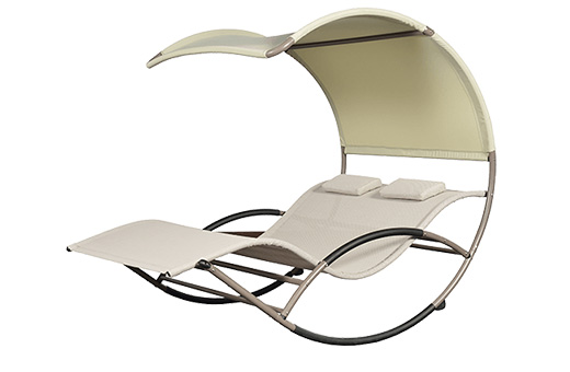 Chaise relax Duo Cocoon