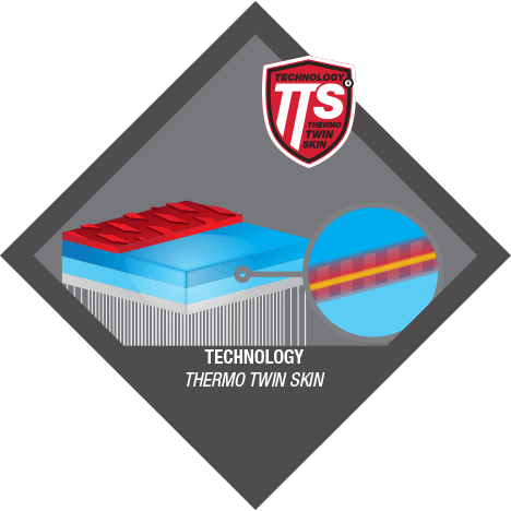 Technology Thermo Twin Skin
