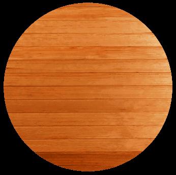 Bois de cèdre rouge du canada