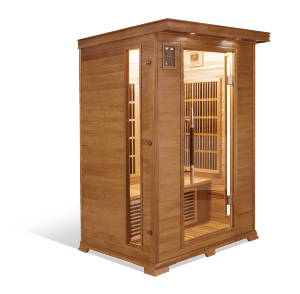 Sauna Luxe 2 places