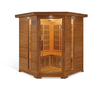 Sauna Luxe 3C places