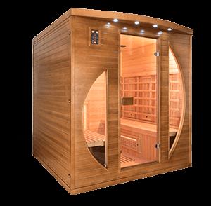 Sauna Spectra 3/4 places