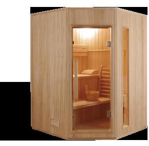 Sauna Zen 2/3 places