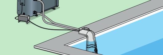 U connect pour pompe a chaleur piscine en ligne arobase for Acheter pompe a chaleur piscine