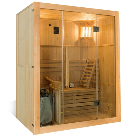 Sauna Sense 3 places