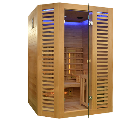 Sauna extérieur Gaia Bella