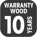 Holls Wood 10-Year Warranty