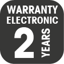 Holls Electronics 2-Year Warranty
